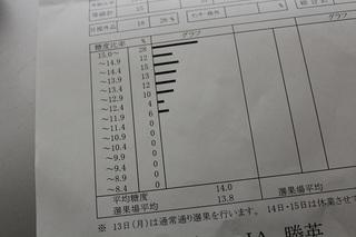糖度が高く、岡山最高級の名に恥じない清水白桃でした。